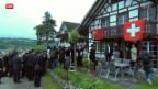 Video «Chinesischer Premier besucht Bauernhof im Kanton Zürich» abspielen
