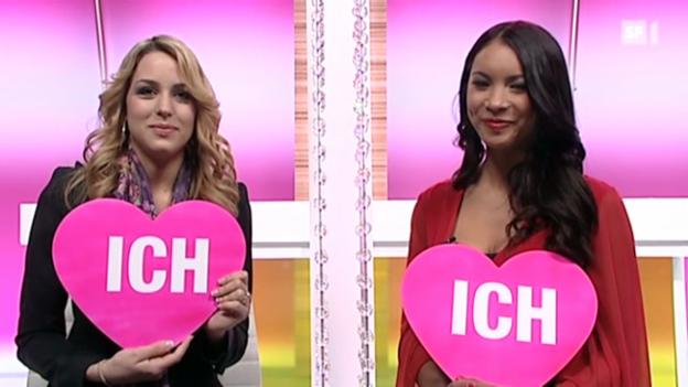 Video ««Ich oder Du» mit Irina De Giorgi und Liza Andrea Kuster» abspielen