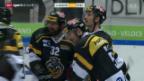 Video «Eishockey: NLA, Lugano - Biel» abspielen