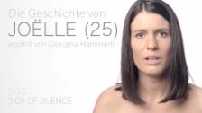 Link öffnet eine Lightbox. Video Joëlle (25): «Ich wurde als Kind missbraucht und niemand hat mir geholfen» abspielen