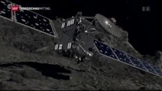Video «Rosetta auf letzter Mission» abspielen
