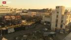Video «Umstrittene Überbauung auf dem Stadtzürcher Labitzke-Areal» abspielen