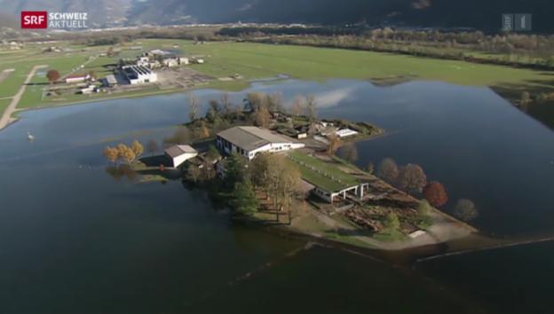 Video «Schweiz aktuell vom 19.11.2014» abspielen
