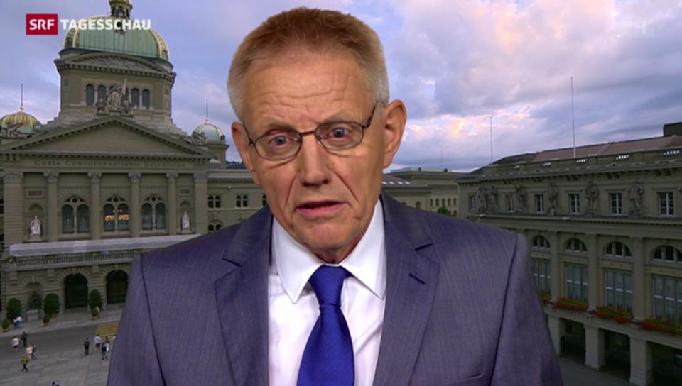 Einschätzungen von Bundeshaus-Korrespondent Hanspeter Trütsch