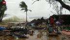 Video «Zyklon «Pam» verwüstet Inselstaat Vanuatu» abspielen