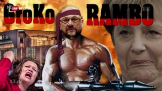 Video «FOKUS: Die «GroKo» ist ein gefundenes Fressen für Satiriker» abspielen