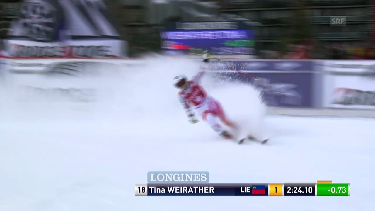 Ski: Riesenslalom Frauen Val d'Isère, Rennbericht («sportlive, 22.12.2013»)