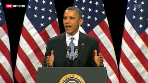 Video «Obama will Einwanderungsrecht reformieren» abspielen