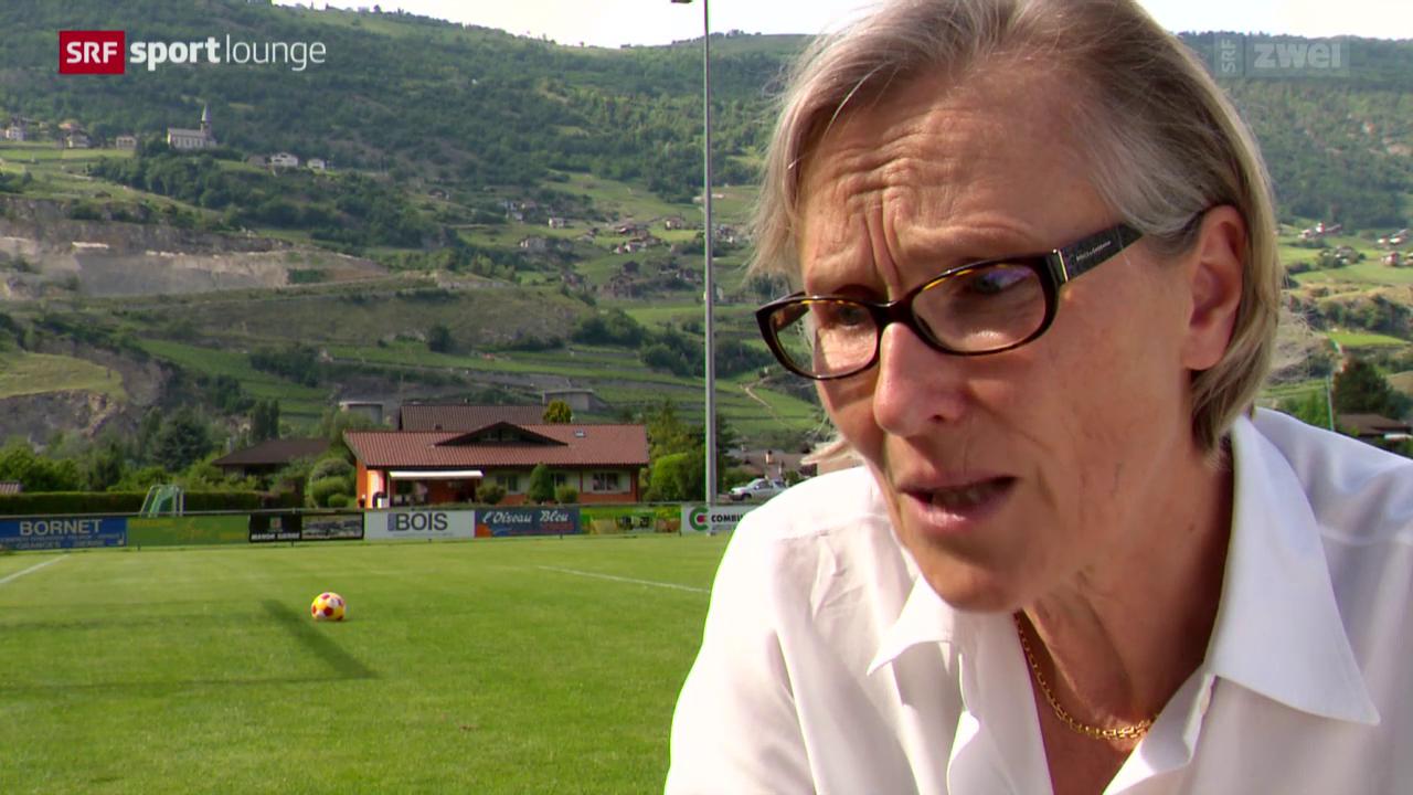 Mado Boll – Schweizer Frauenfussball-Pionierin