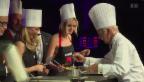 Video «Pink Ribbon Gala: Teamwork zahlt sich aus» abspielen