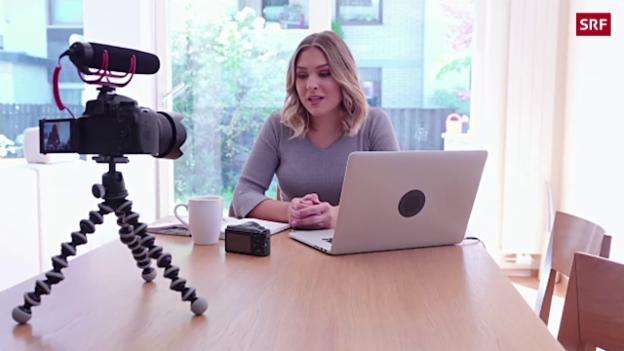 Video «Das Geschäft mit Fake Followern» abspielen