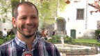Video «Vom «Enfant terrible» zum Schlosswirt: Rapper Gimma» abspielen
