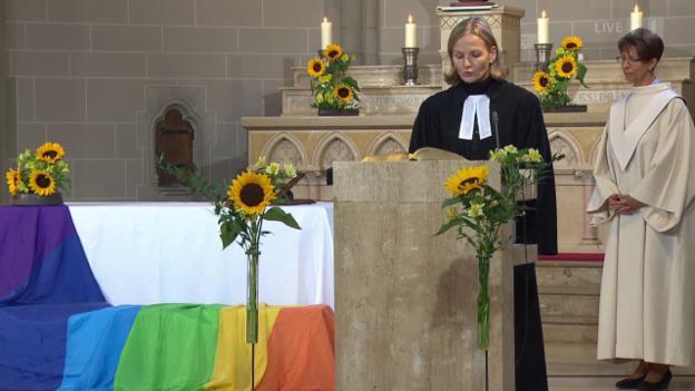 Video «Ökumenischer Gottesdienst aus Grand-Lancy/GE» abspielen