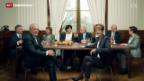 Video «Schweizer wollen keine Änderung bei der Bundesrats-Zusammensetzung» abspielen