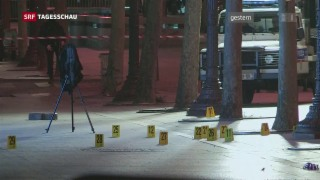 Video «Terroranschlag im Wahlkampf in Paris» abspielen