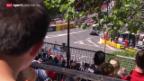 Video «Formel 1: Monaco, die andere Facette» abspielen