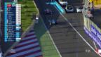 Video «Buemi doppelt in Marrakesch nach» abspielen
