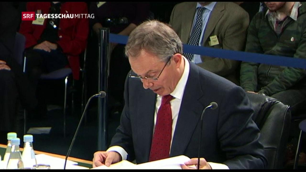 Chilcot-Bericht belastet Tony Blair