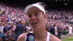 Video «Angelique Kerber nach dem Wimbledon-Final» abspielen
