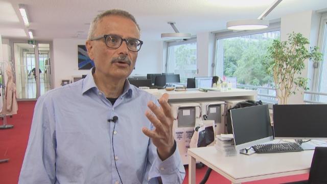 Gianfranco Zala: Las datas mussan ch'il vaccin è fitg effectiv