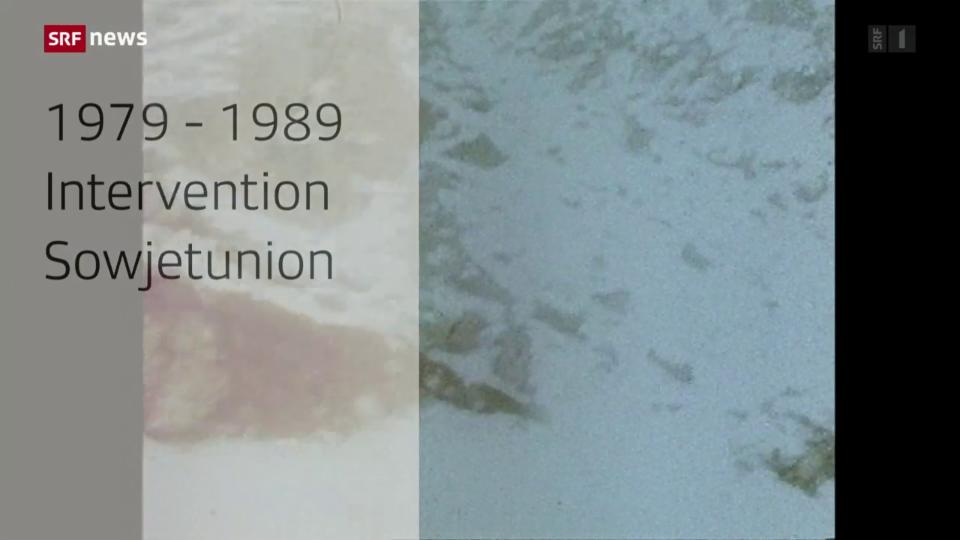 Geschichte Afghanistans – ein Rückblick