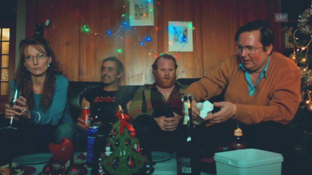 Video «Staffel 2: Episode 6 - Das Weihnachtsspecial» abspielen