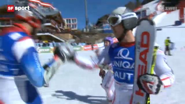 Ski alpin: Teamwettkampf in Schladming