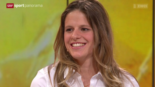 Video «Wie die Deutschen Martina Kocher sehen» abspielen