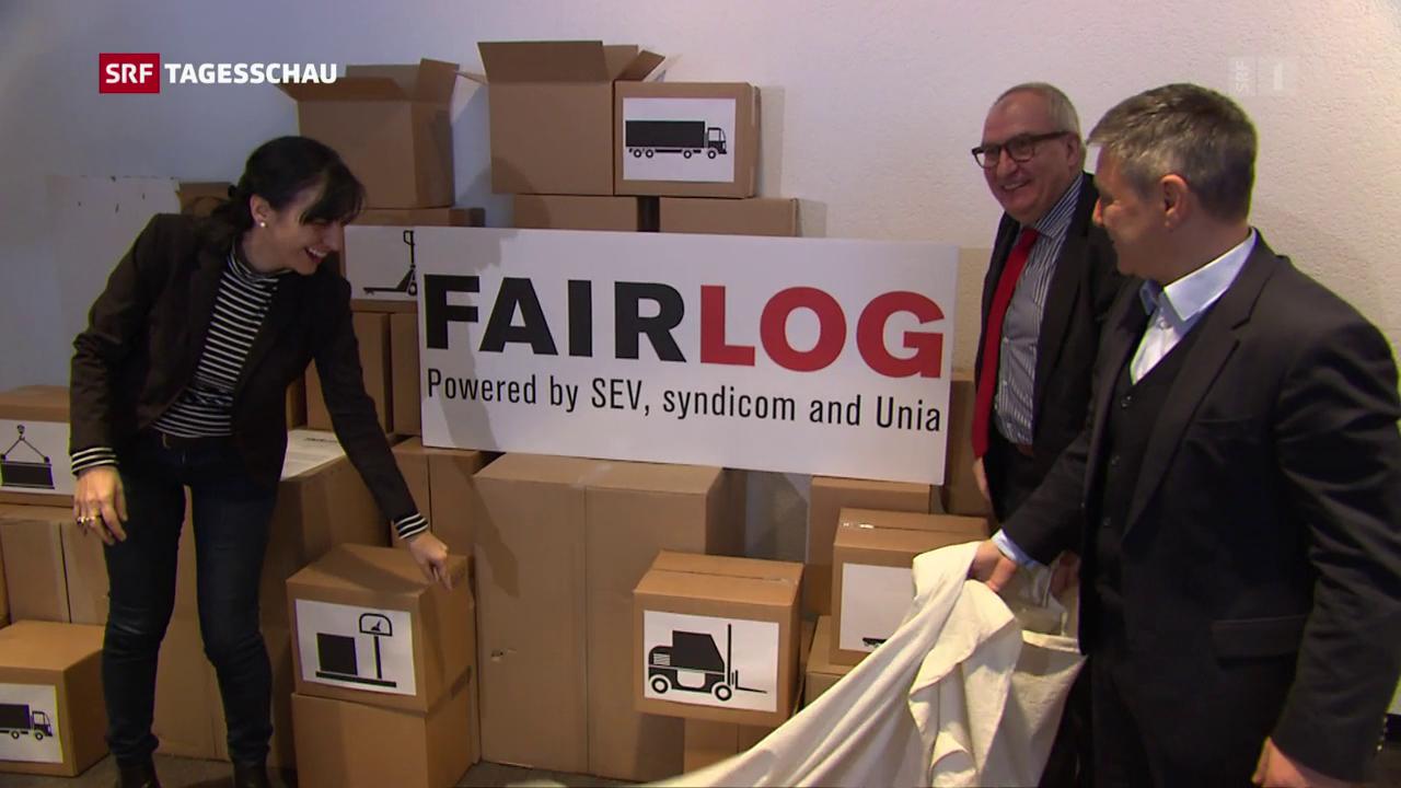 Neue Gewerkschaften für die Logistik-Branche