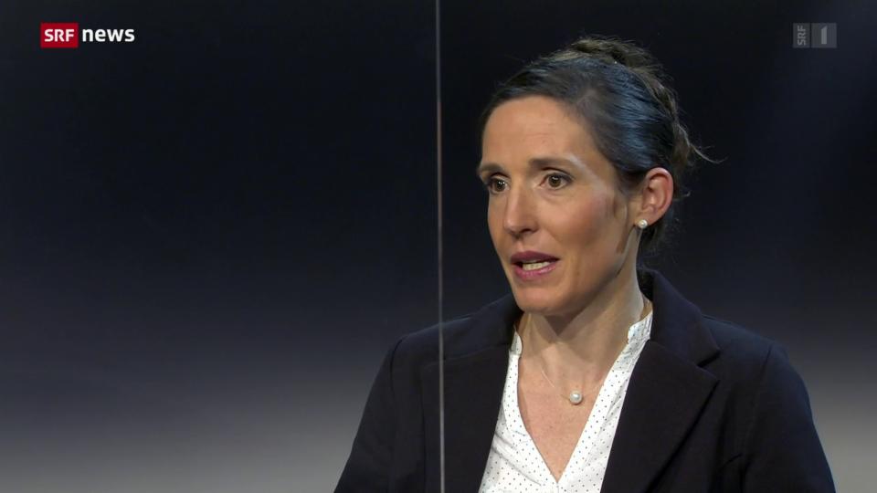 Tanja Stadler im Interview zum Tag über die vierte Welle und den Schutz der Kinder
