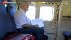 Video «Der Bundespräsident auf Feiertags-Tour» abspielen