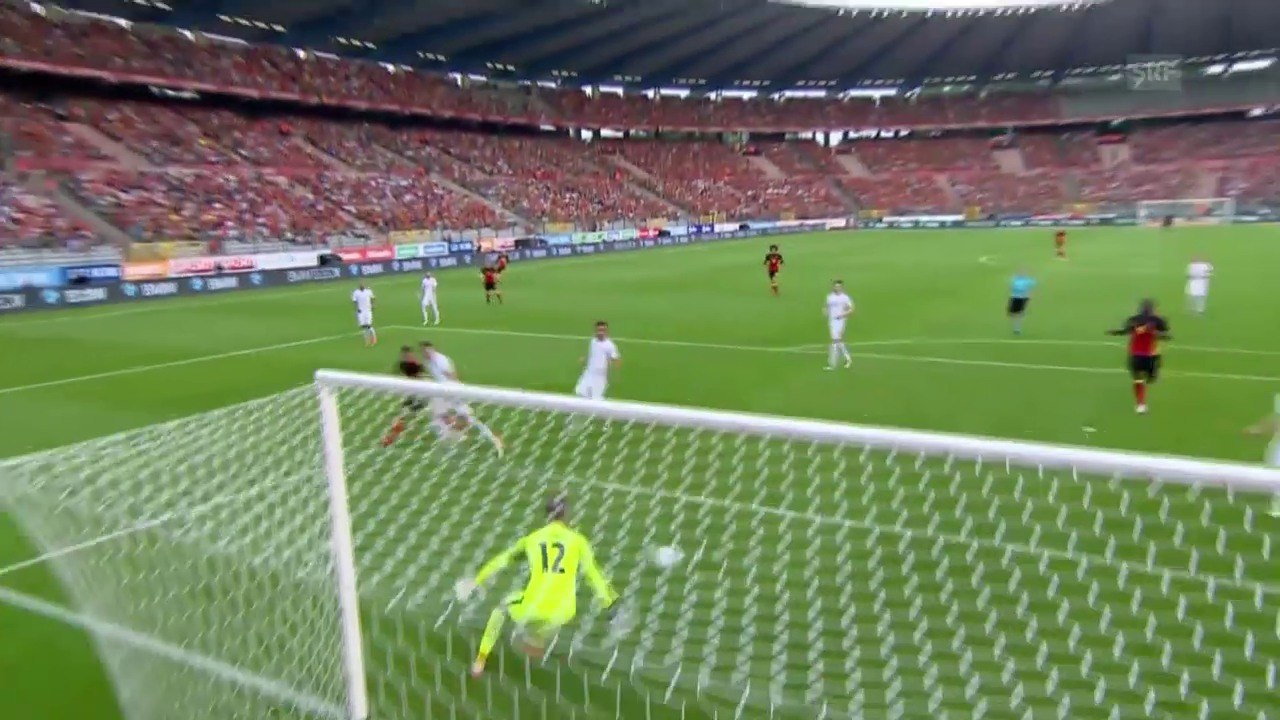 Highlights Belgien - Norwegen (SNTV)