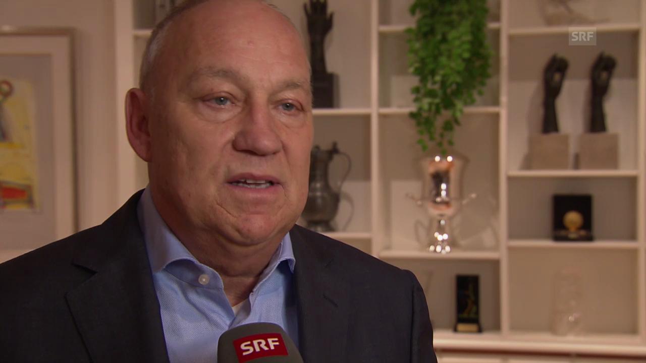 Interview mit Turnierdirektor Roger Brennwald
