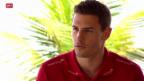 Video «Verteidiger Fabian Schär im Gespräch» abspielen