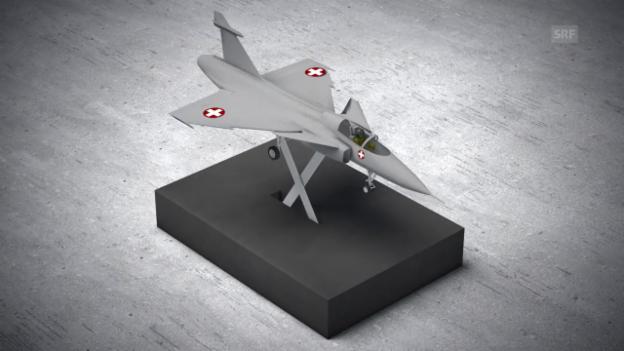 Video «Die Beschaffung neuer Kampfjets» abspielen