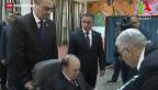 Video «Algerien wählt einen Präsidenten» abspielen
