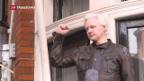 Video «Schweden beendet Ermittlungen gegen Assange» abspielen
