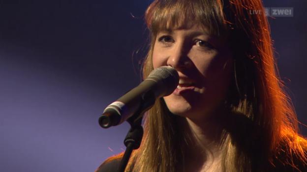 Video «Sophie Hunger – Heroes» abspielen