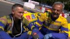Video «Reunion Folge 5: Sidecar-Stars Rolf Biland und Kurt Waltisperg» abspielen