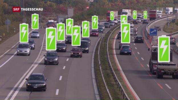 Video «Schub für klimaneutrale Fahrzeuge» abspielen