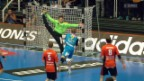 Video «Handball: Champions League, Kadetten SH - Kielce» abspielen