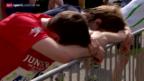 Video «Leichtathletik: Leiden am ZH Marathon» abspielen