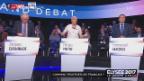 Video «TV-Auftritt der Präsidentschaftskandidaten» abspielen