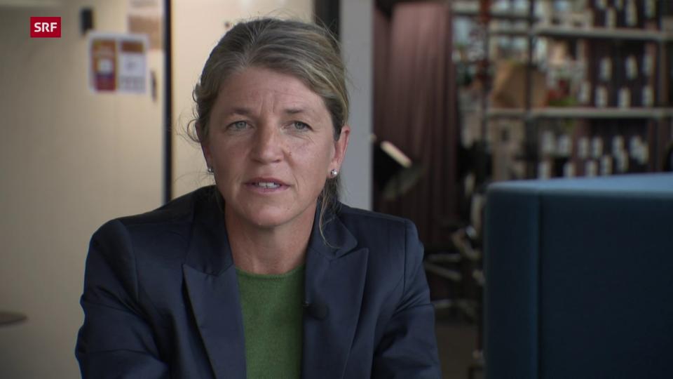 Yvonne Wicki, SV Group: «Wir leben von der Substanz.»