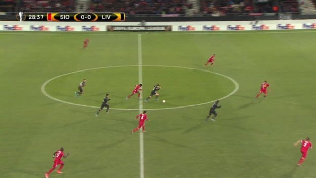 Video «Fussball: Europa League, Sion-Liverpool» abspielen