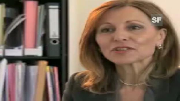 Video ««Kassensturz»-Rechtsexpertin Doris Slongo» abspielen