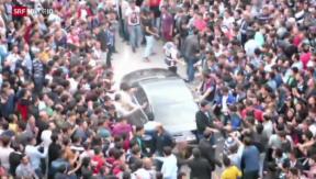 Video «Proteste gegen Erdogan» abspielen