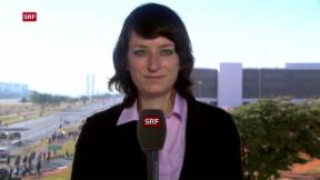 Video «Senat bestätigt Amtsenthebung Rousseffs» abspielen
