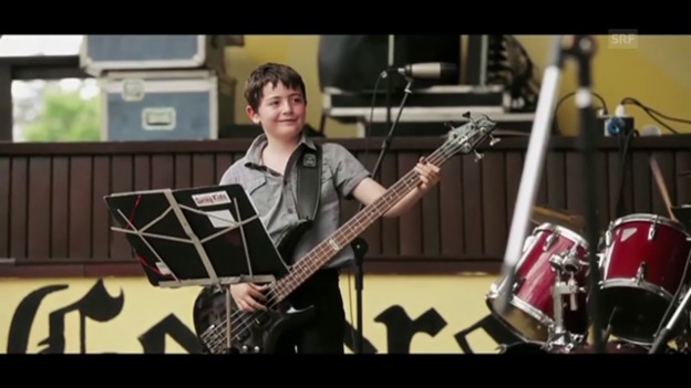 Video «Trailer «Swing it Kids»» abspielen