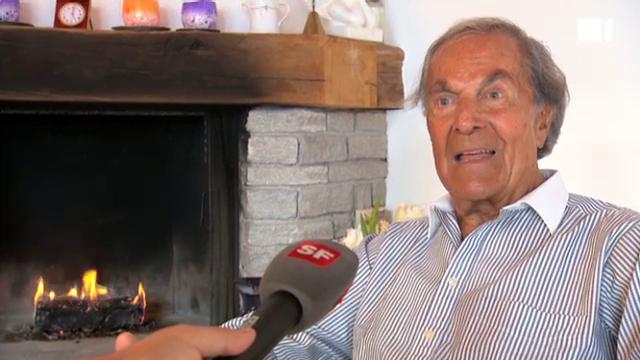 Der glückliche Junggeselle - Mit John Schnell in St. Moritz